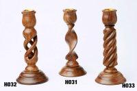 """Kerzenständer """"Rope"""", H = ca. 17cmd"""