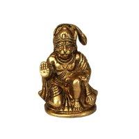Hanuman aus Messing, ca 5  cm