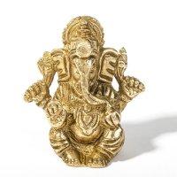 Ganesha, sitzend, einfarbig