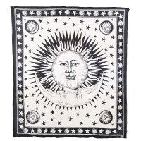 Tagesdecke - Sonne Mond, 220 x 250 cm