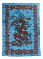 """Tagesdecke- """"Dragon"""", 150x235 cm"""