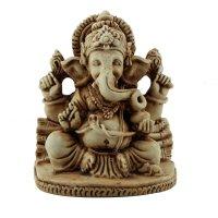 Ganesha, sitzend, ca 7 cm