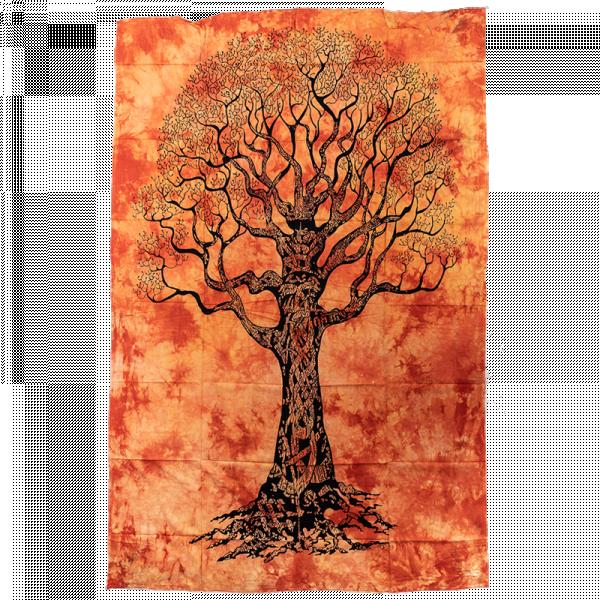 """Tagesdecke- Baum """"Mystik"""", ca. 150x220 cm"""