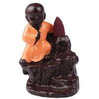 "Räucherkegelhalter- ""Baby Buddha"", ca 10cm"