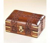 "Box - ""Antik"", ca.15x10 cm"