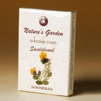 Nature`s Garden Räucherkegel 20 Stk.