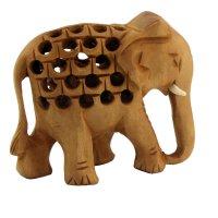 Elefant in Elefant, Rüssel unten, 5 cm