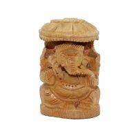 Ganesha auf Thron, 5cm