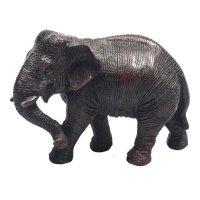 Elefant, gestreift