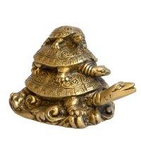 Feng Shui Schildkrötenturm, 3er